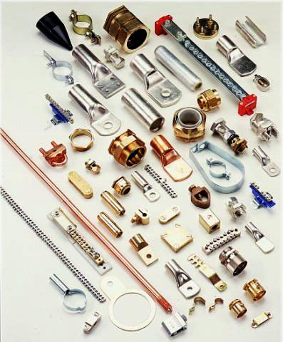 Brass Electrical Components wiring accessories, conduit fittings, terminal blocks, electrical parts, electrical components and electrical switch parts.