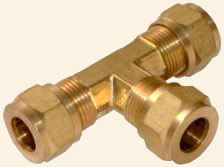 Brass Stainless Steel Tube Fittings