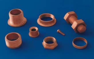 Bronze Fitting Copper Fitting Components