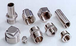 Stainless Steel fittings Bolts Nuts Couplers Caps Hose Fittings Components